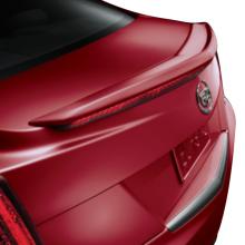 Cadillac ATS 2013 - 2018 4 Door Factory Style Lip Spoiler Painted