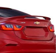 2016-up Chevrolet Cruze Factory Style Pedestal Spoiler NEW PRODUCT!!