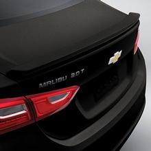 NEW PRODUCT !!!  2016- UP CHEVROLET MALIBU FACTORY STYLE LIP SPOILER