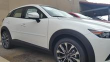 2016-UP MAZDA CX-3 PAINTED BODY SIDE MOLDINGS WITH TRAP END
