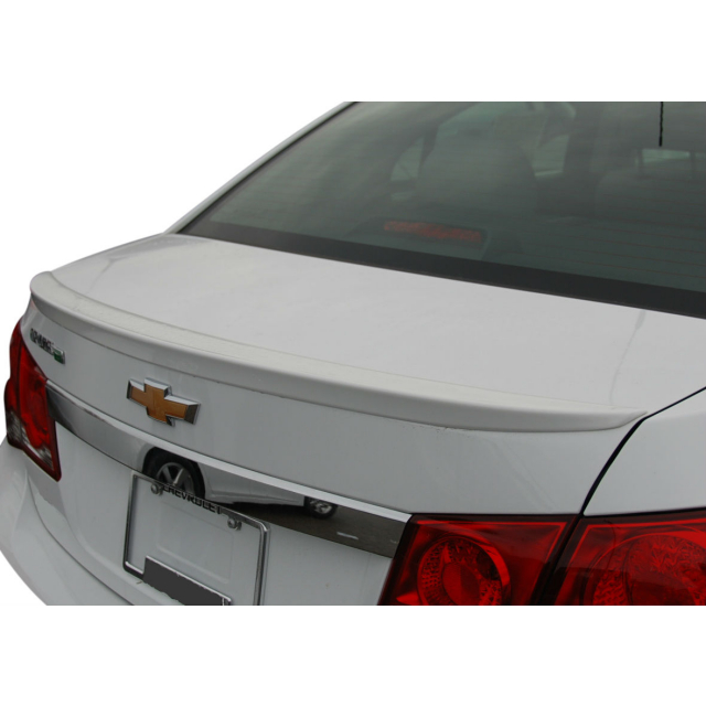Chevrolet Cruze 2011 2013 Spoiler Painted - Spoiler and Wing King