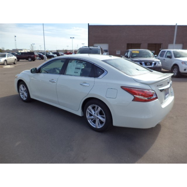 2013 Nissan Altima Custom Rims 2013 Nissan Altima Side View Nissan Altima 4 Door 2013 Factory Style Spoiler - Spoiler and Wing ...