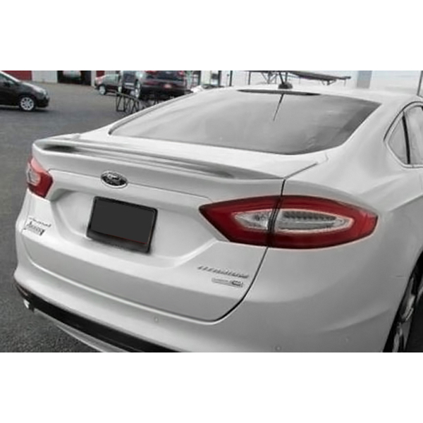 Ford Fusion 2013 Factory Style Spoiler Painted Spoiler