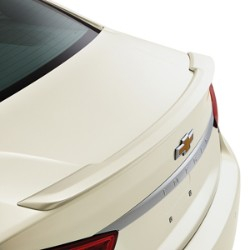 Chevrolet impala 2014 spoiler painted spoiler and wing king chevrolet impala 2014 2018 spoiler painted voltagebd Image collections