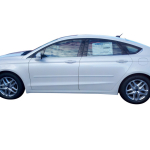 Ford Fusion 2013 - 2015  Painted Body Side Moldings