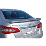 Nissan Sentra 2013 Factory Style Pedestal Spoiler Painted