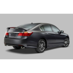 Honda Accord Sedan 2013 2015 Spoiler Painted