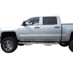 Chevrolet Silverado Crew Cab 2014-2015 Painted Body Side Moldings