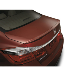Honda Accord Sedan 2013-2015 Lip Spoiler Painted