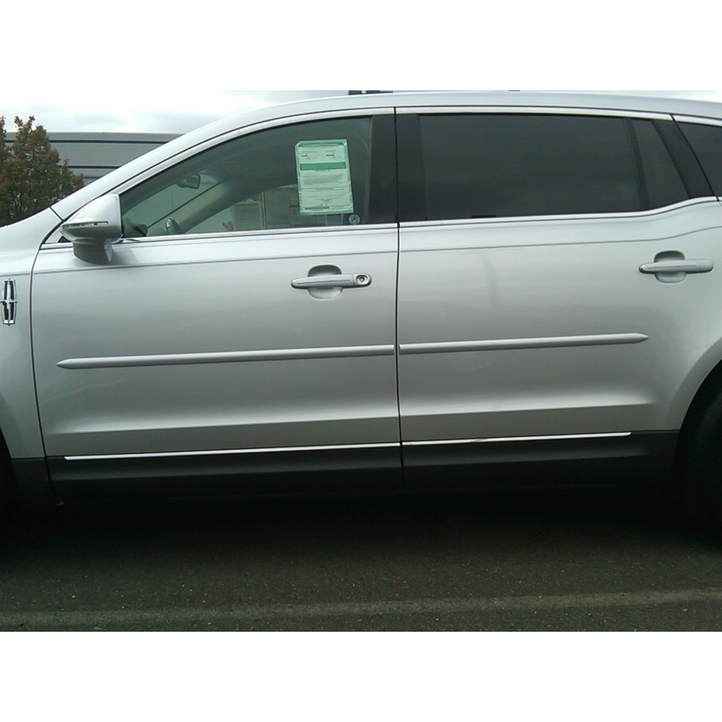Lincoln Mkt Colors: Lincoln MKT 2010 2011 Painted Body Side Moldings