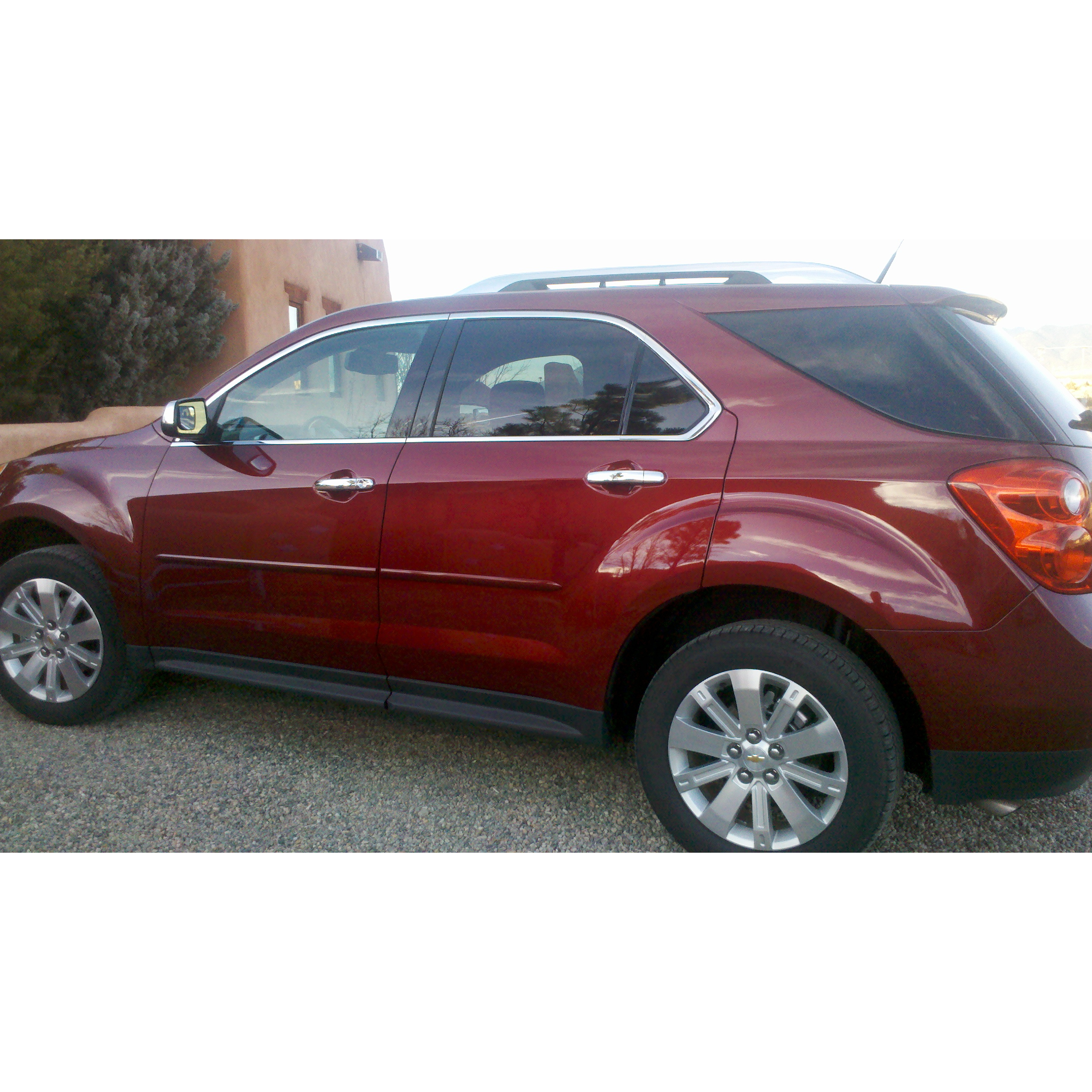 Chevrolet Equinox 2010 2011 2012 2013 Painted Body Side