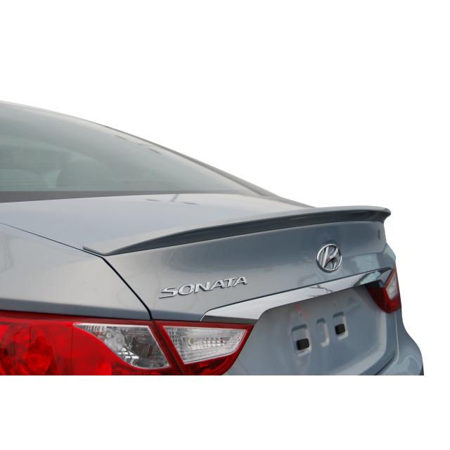 2012 2013 Hyundai Sonata Lip Spoiler 99 Painted Spoiler