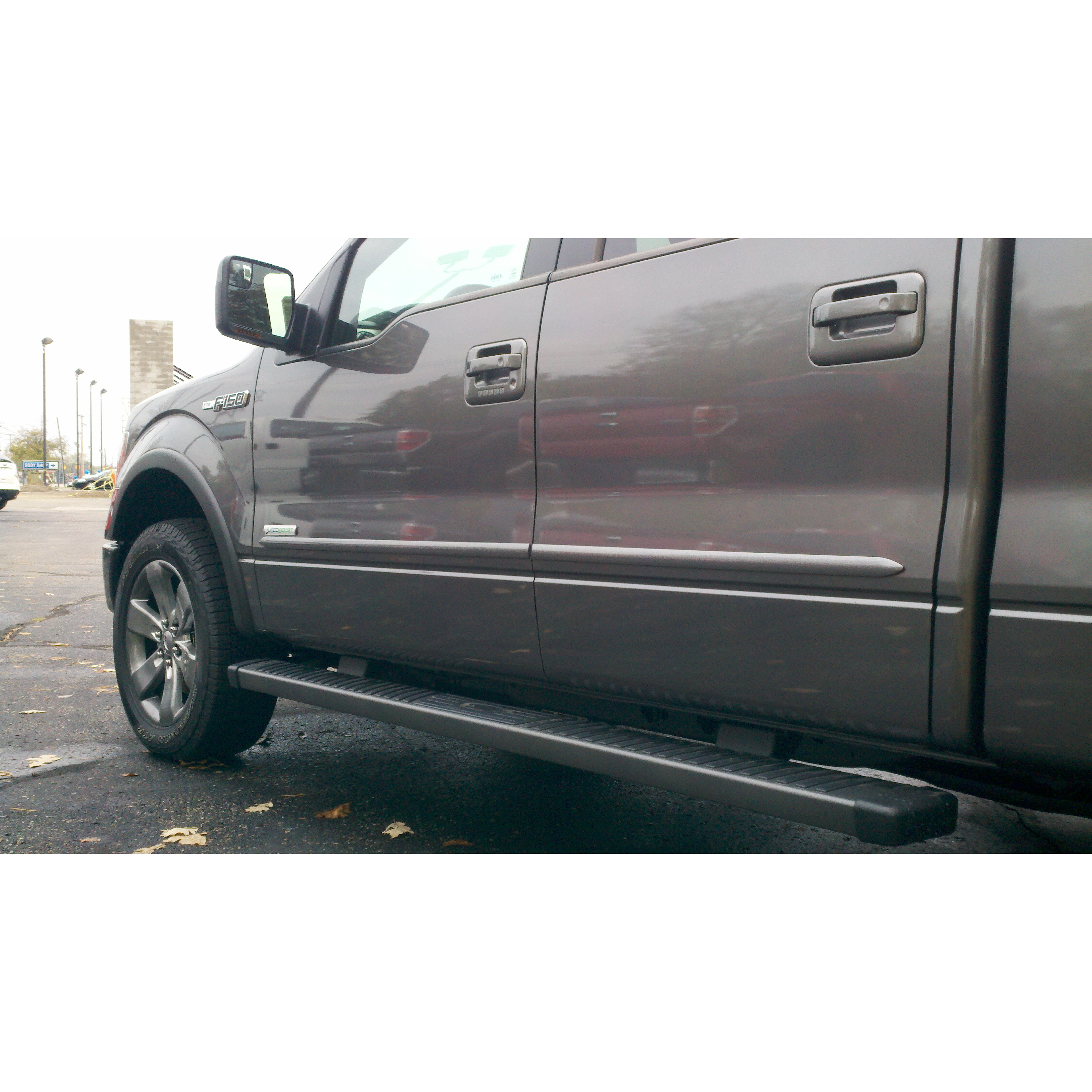 Oxford Car And Truck >> Ford F150 Super Crew 2011 2013 Painted Body Side Moldings ...