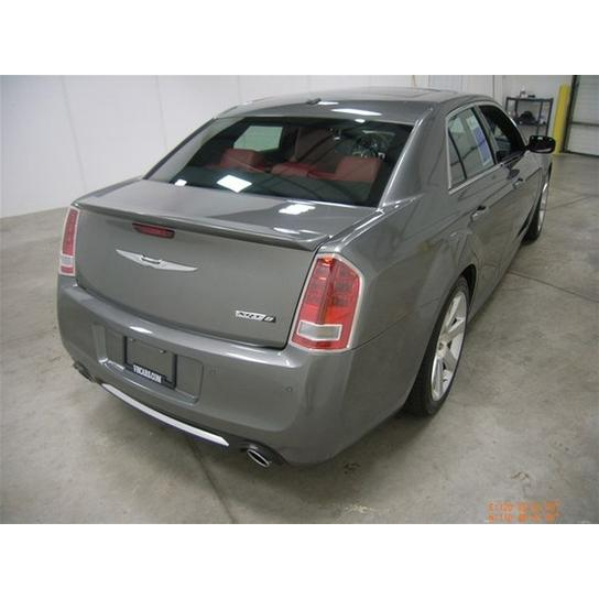 Chrysler 300 2011 2013 SRT8 Style Spoiler - Spoiler and ...
