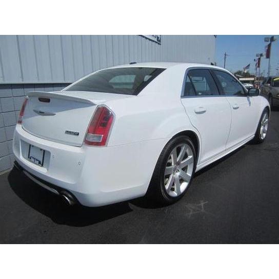 Chrysler 300 2011 2013 Srt8 Style Spoiler Spoiler And