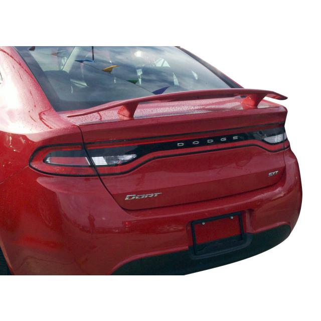 Dodge Dart 2012 2013 Custom Spoiler Painted Srt Style Spoiler And