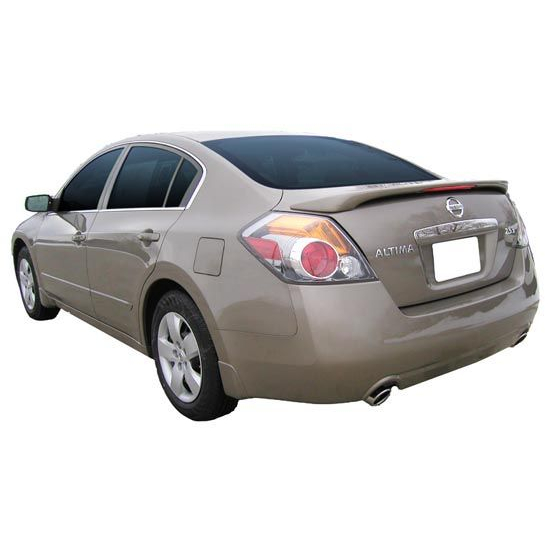 2007 2011 Nissan Altima 4 Door Spoiler - Spoiler and Wing King