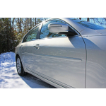 Hyundai Genesis 4 door 2009-2012 Painted Body Side Moldings