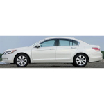 Honda Accord 4 Door 2008-2016 Painted Body Side Moldings