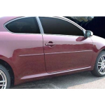 Scion TC 2005 - 2010 Painted Body Side Moldings