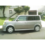 Scion XB 2004 - 2007 Painted Body Side Moldings