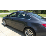 Buick Regal 2011-UP Painted Body Side Moldings
