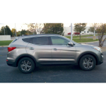 Hyundai Santa Fe 2013-2020 Painted Body Side Moldings
